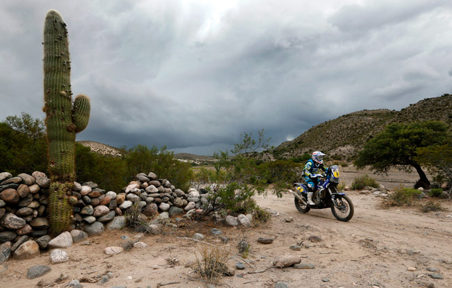 Bolivia está cerca de ser parte de la ruta del Dakar: Evo Morales