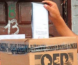 Dictan 'auto de buen gobierno' en Beni