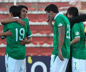Bolivia sube un puesto en la clasificación Fifa de enero