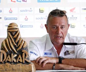 El Dakar puede visitar Bolivia y Paraguay en 2014 y 2015