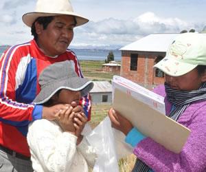 Población boliviana asciende a 10.3 millones de habitantes