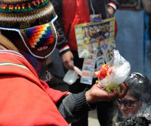 Alasita va a la UNESCO en 22 fichas de miniaturas, illas y rituales