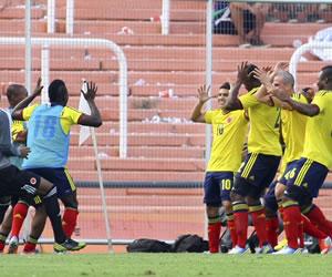 Colombia es el primer clasificado al Mundial de Turquía