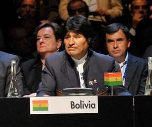 Evo Morales resalta esfuerzos del Presidente Santos en proceso de paz