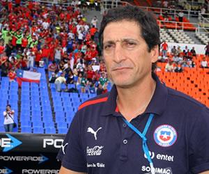 El técnico de Chile Sub-20 se pierde por sanción duelo ante Perú