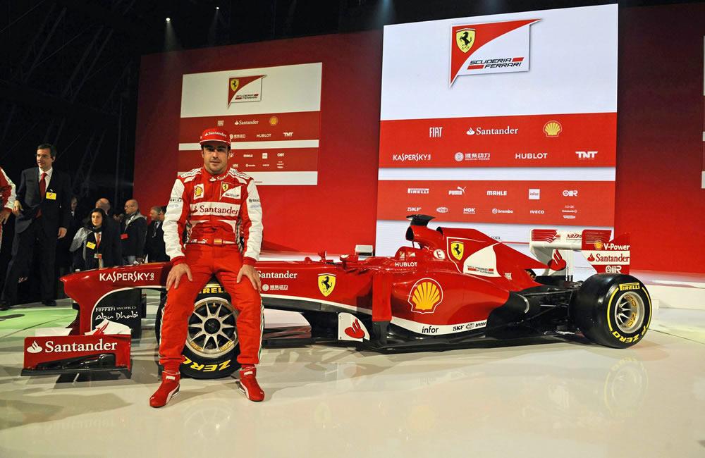El piloto español Fernando Alonso. EFE