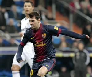 Roura: 'Messi jugó un gran partido contra el Madrid'