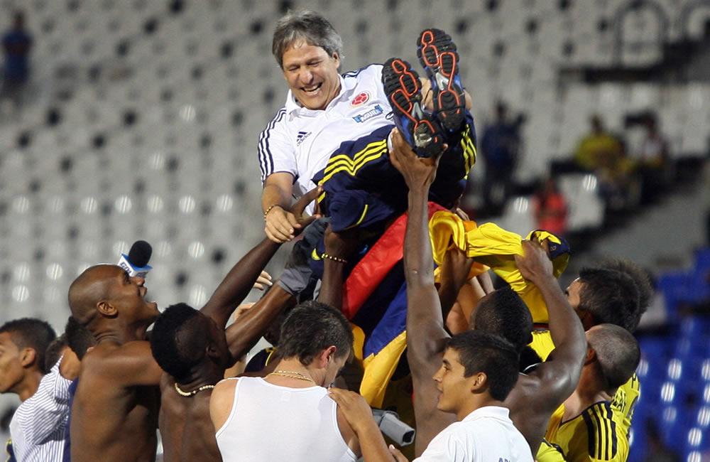 Colombia es campeón en Argentina