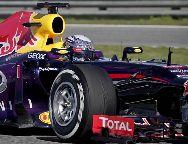Los equipos prueban las llantas Pirelli 2013 en Jerez