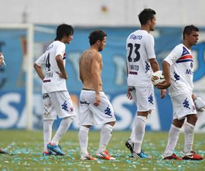 Sporting Cristal vence a Tigre en Lima y logra su primer triunfo
