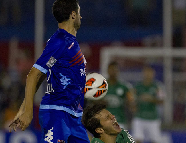 En el último suspiro Tigre derrota a Palmeiras