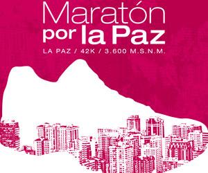 """Ultiman detalles para la primera """"Maratón por La Paz"""""""