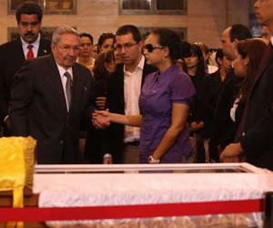 El mundo se une para rendir homenaje a Chávez
