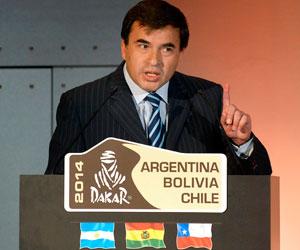 Bolivia aprovechará el Dakar para 'mostrar la transformación social' del país
