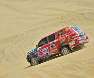 Morales no pierde esperanzas que el Dakar por Bolivia contemple el paso de autos