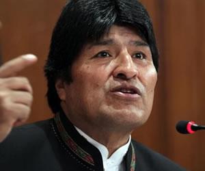 Presidente Morales gobernará en Tarija a partir del 10 de abril