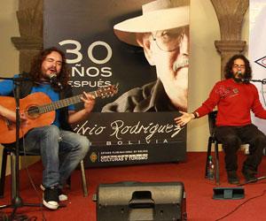 31 mil personas presenciarán concierto gratuito de Silvio en Santa Cruz