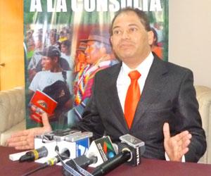 Romero afirma que no se registró salida del país del fiscal Soza