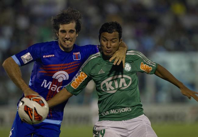 Un Palmeiras lastrado por las lesiones recibe a Tigre en Libertadores