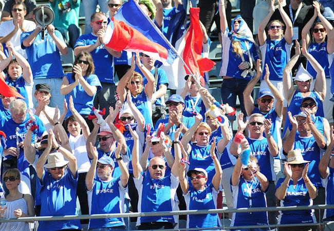 Victorias de Mónaco y Tsonga igualan la serie entre Argentina y Francia