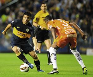 Nacional, Boca y Olimpia pasan a octavos de final de la Libertadores