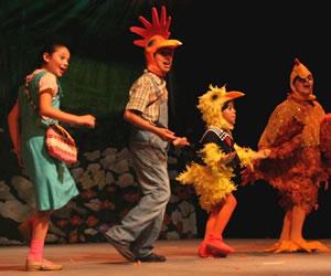 Los niños tendrán un espacio especial en el IX Festival Internacional de Teatro