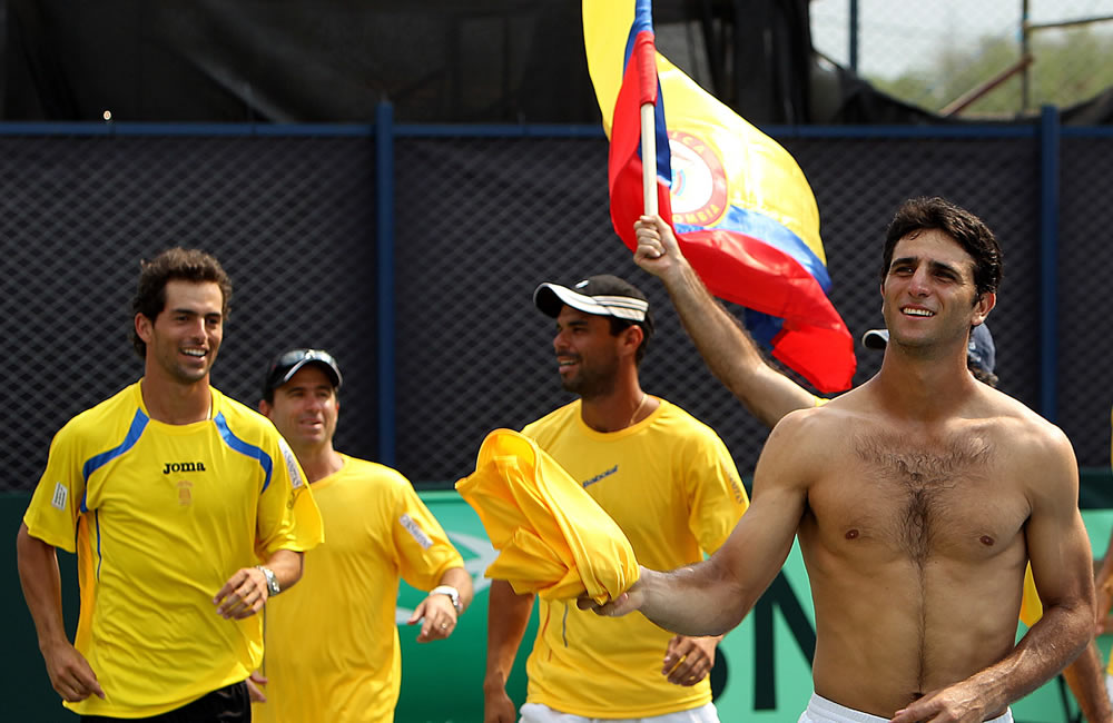 Colombia liquidó la serie contra Uruguay