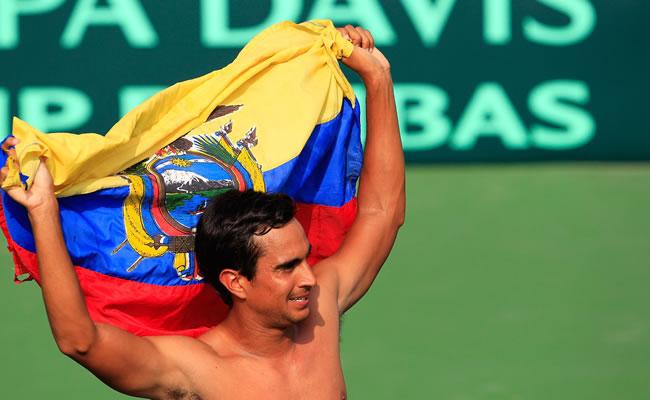 Ecuador jugará por el pase al Grupo Mundial y Chile cae