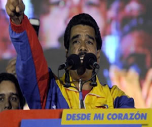 Maduro se proclama presidente de Venezuela