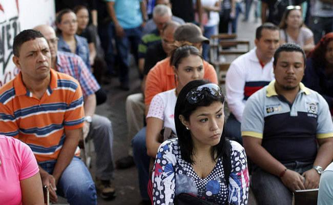 Proceso de Elecciones Presidenciales Venezuela 2013