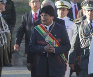 Morales: Tarija ahora tiene poder político y económico