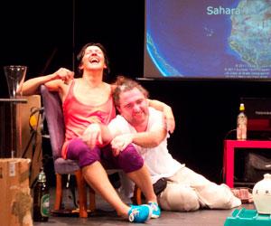 Previa a su presentación en Santa Cruz, Perigallo Teatro llega a La Paz