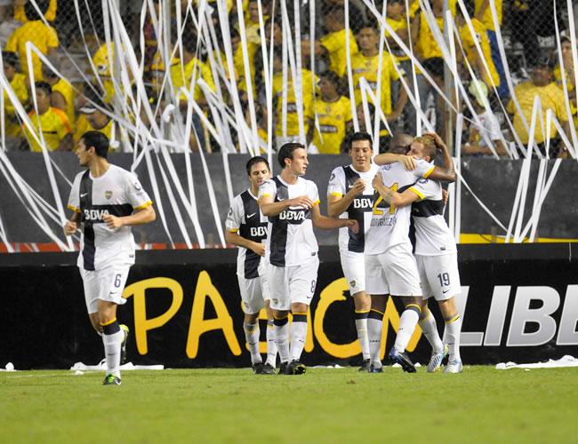 Boca gestiona el cambio de fecha del partido de vuelta ante Corinthians