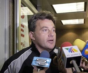 Humberto Grondona, seleccionador de la Argentina Sub 17