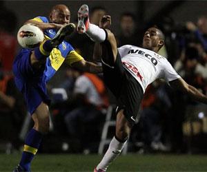 Corinthians y Boca reeditarán la final de 2012 en fase de octavos