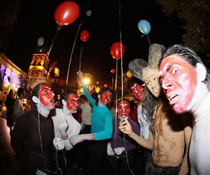 La fiesta del teatro comenzó en Santa Cruz de la Sierra