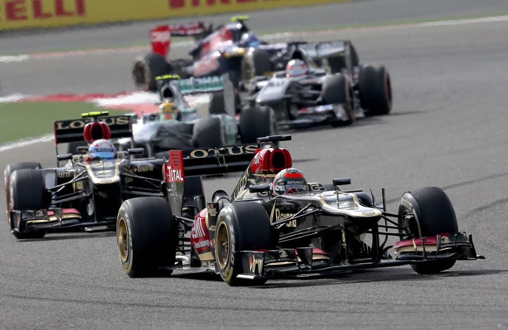 Vettel conquista el GP de Bahréin y es líder en Fórmula 1