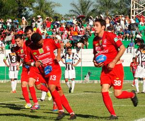 Guabirá de Montero retorna al fútbol profesional