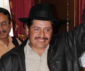 Gobernador de Chuquisaca apelará fallo a favor de Soboce