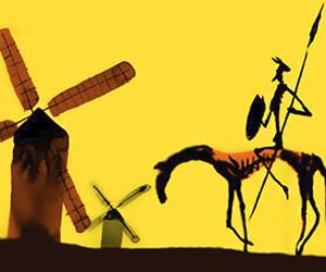 Cervantes cumple 5 siglos más tarde su sueño de viajar a Bolivia