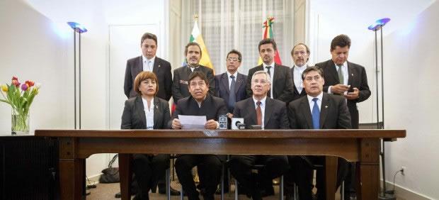 Bolivia insertó una reserva ante La Haya para revisar Tratado de 1904