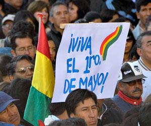 Central Obrera marcha y confirma huelga general desde el lunes