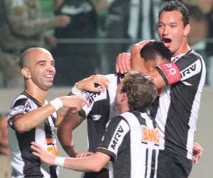 Atlético Mineiro llega a cuartos con una goleada ante Sao Paulo