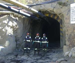 Minera Huanuni bordea déficit de más de $us 2 millones por paro