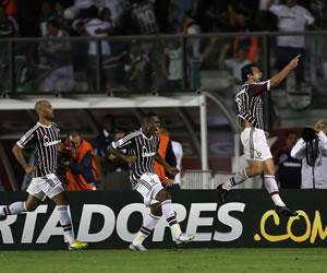 Fluminense y el Olimpia buscan abrir ventaja por un cupo en semifinales