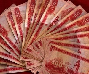 BCB retiró del sistema Bs. 400 millones para evitar inflación