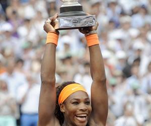 Serena Williams destrona a Sharapova y gana su segundo Roland Garros
