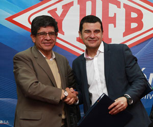 YPF abre puertas a YPFB para explorar en territorio argentino