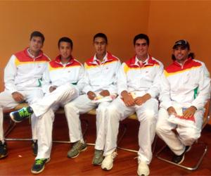 Bolivia empieza con pie derecho en el grupo 3 de la Copa Davis