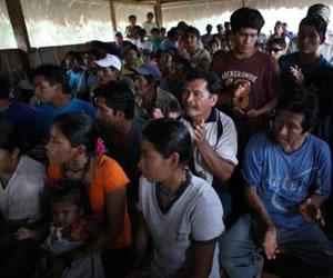 Comunarios del TIPNIS alistan nueva reunión de corregidores